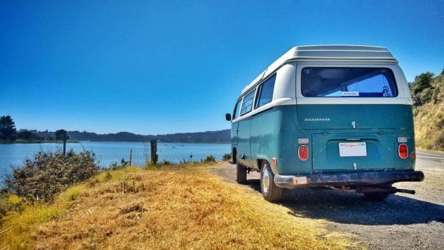 Campervanners enjoy more Holidays