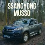 Ssangyong Announces NEW Musso