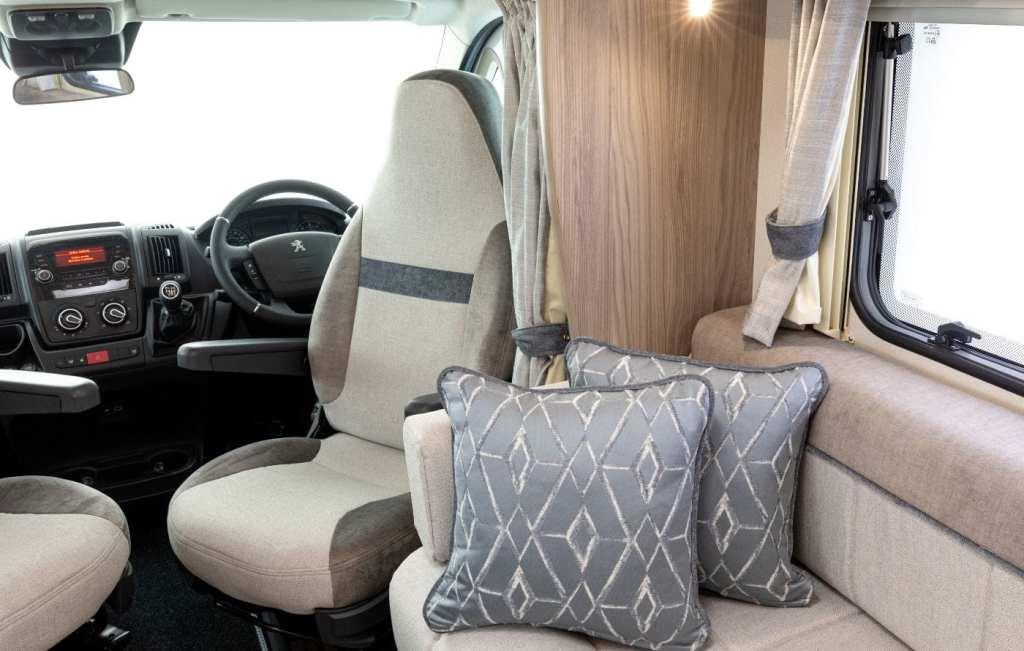 'Argyle' ActivCare upholstery