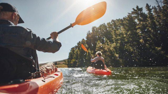 C&MC partner with British Canoeing