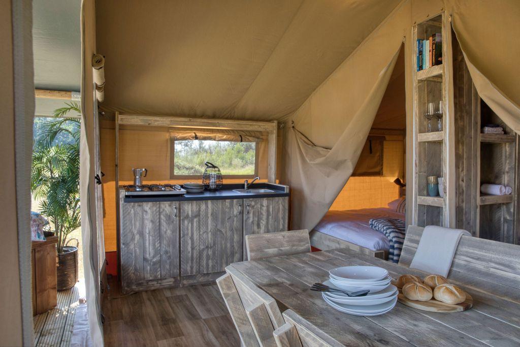 Experience Freedom Yurts & Safari Tents