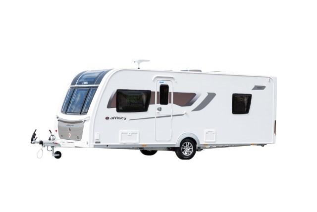 2022 Elddis Affinity 550