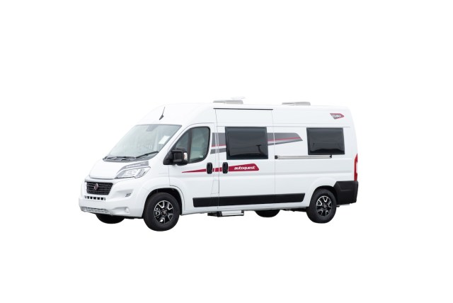 2022 Elddis Autoquest Campervans