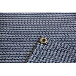 tapis de sol via mondo 3 x 4 5 m 480g m bleu