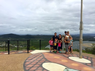 Cooktown lookout