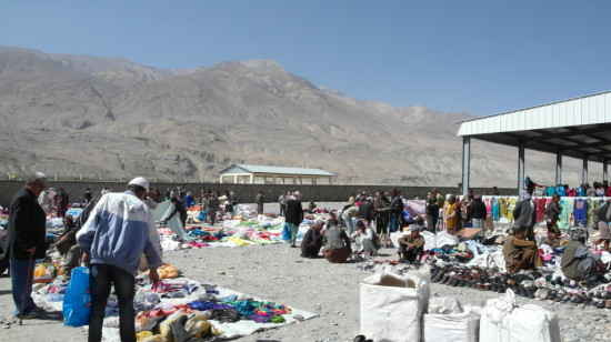 ishkashim-market