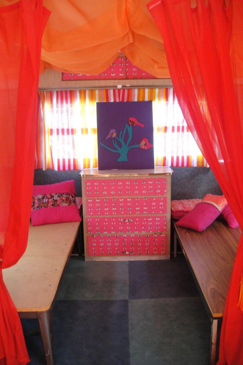 Gypsy queen caravan  Caravanity  happy campers lifestyle