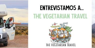 entrevista the vegetarian travel
