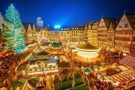 Duitse kerstmarkt in Oberhausen