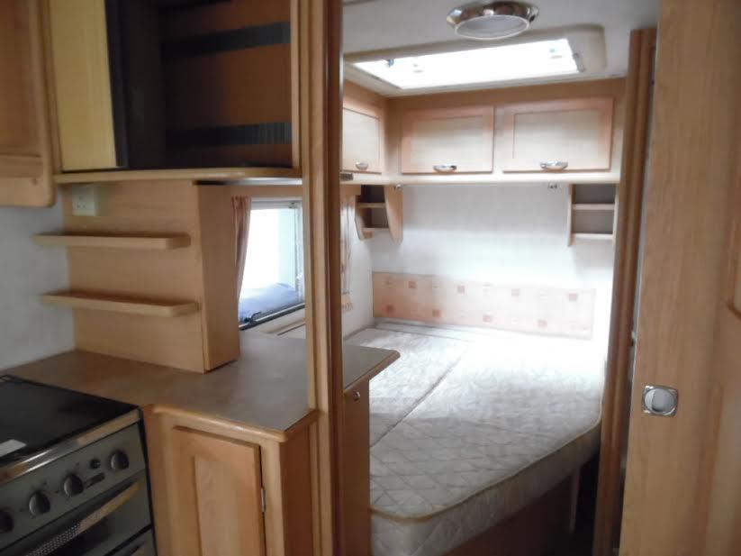 Elddis Avante 534 Fixed bed 2001  caravans4u  caravans4u