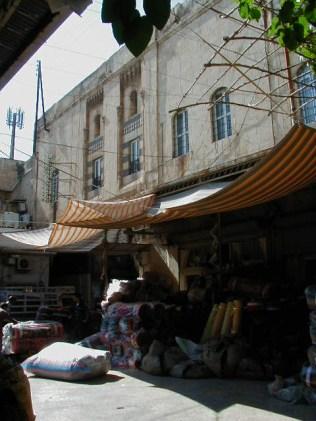 Customs Han court facade