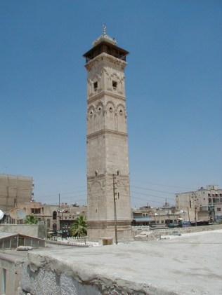 GM minaret from han rooftop