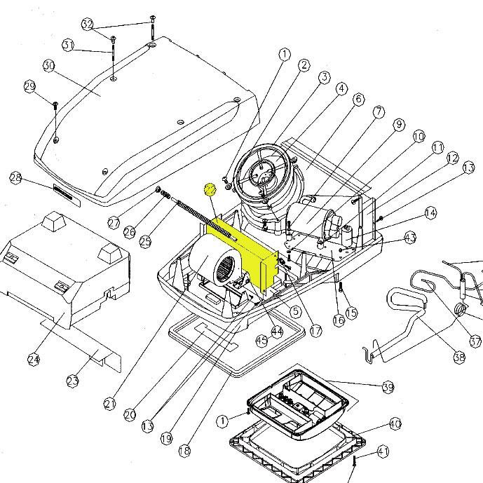 Nighthawk Wiring Diagram