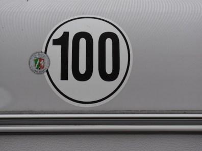 100 km TUV keuring (DEKRA)