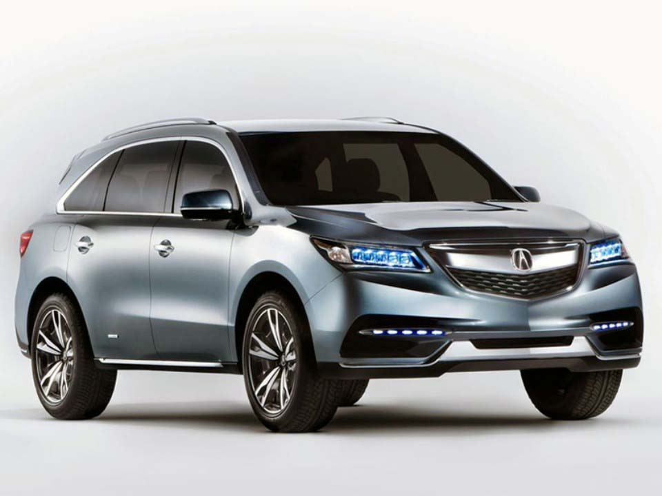 Best 7 Seater Mid Size Suv 2015 List You Must Have  Car