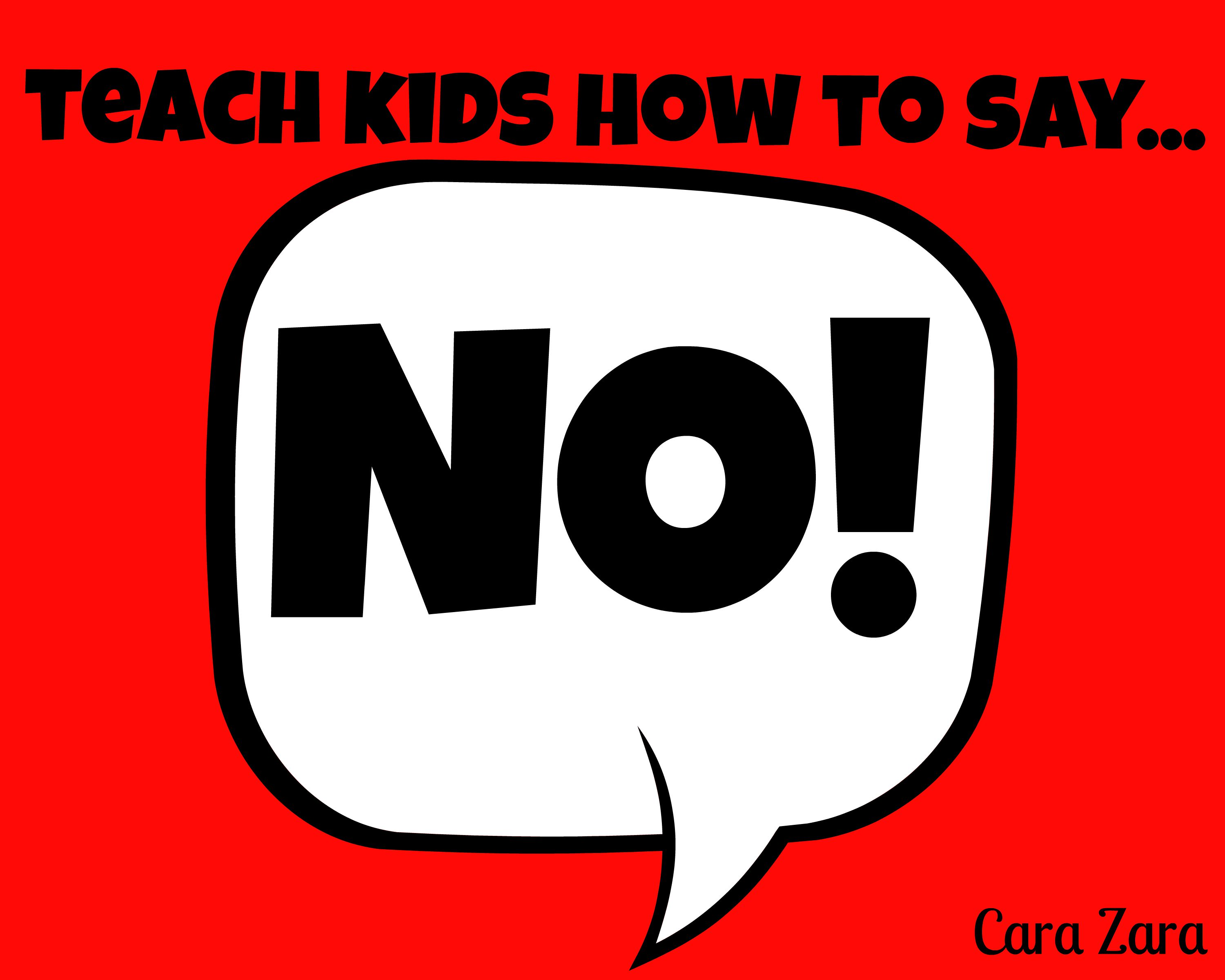 Hey Kids Just Say No But You Ve Been Programmed To