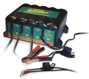 battery tender 4 bank