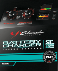 schumacher se 4022 battery charger review