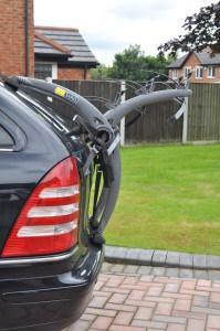 Mercedes C Class Estate Bike Carrier