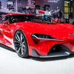 新型スープラ フルモデルチェンジは2018年秋頃発売か!?エンジン・価格・燃費は?