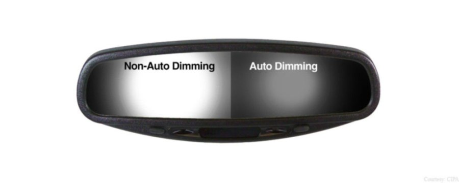 Auto Dimming Mirror New | Blogmech.com