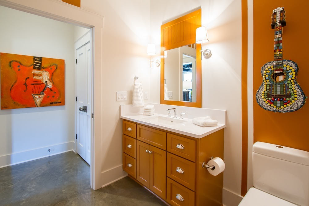 HGTV Smart Home Bathroom