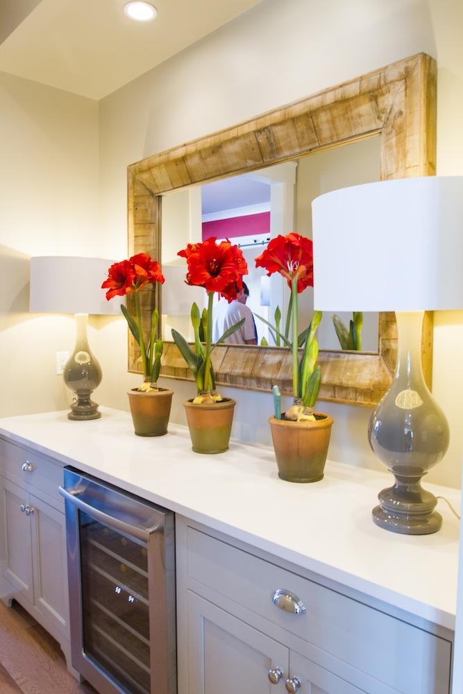 HGTV Smart Home Butler's Pantry