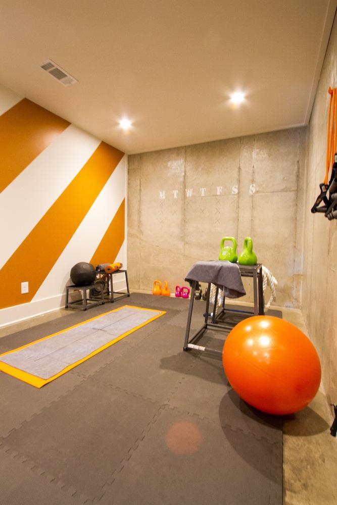 HGTV Smart Home Gym