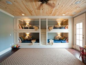 Creaive bunk beds