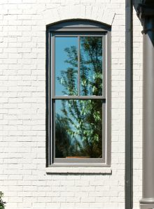 Carbine & Associate, house, window reflections