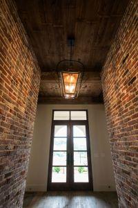 Hardwood floor and brick walls 2