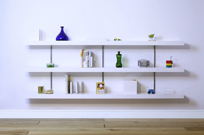 Floating Shelves - Carbine and Associates, Franklin, Tennessee