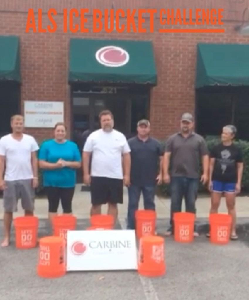 Carbine & Associates, ALS Ice Bucket Challenge, Franklin, TN