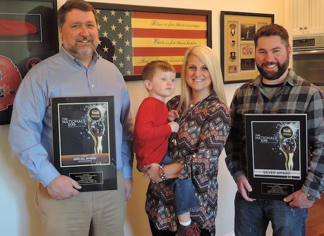Carbine & Associates, OFH Awards, Franklin, TN