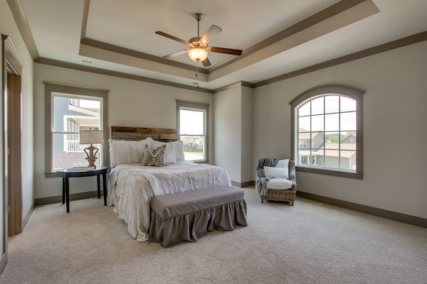 Spacious Master Bedroom, Tollgate Village in Thompsons Station, TN, Carbine & Associates