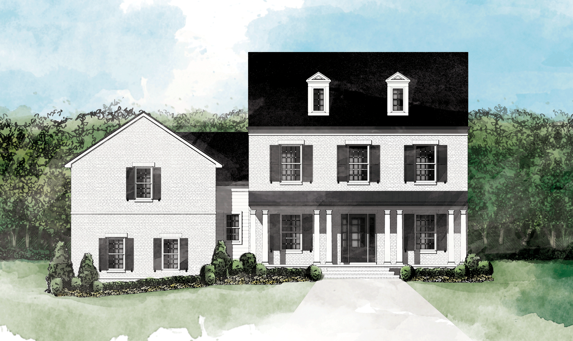 house for hope rendering