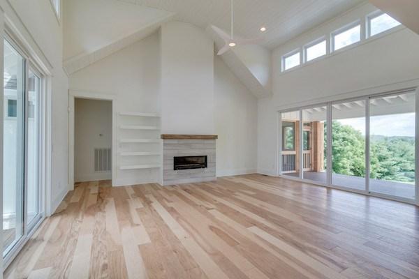 Superior Craftsmanship, Building Attention-To-Detail, Living Room, Carbine & Assoc.