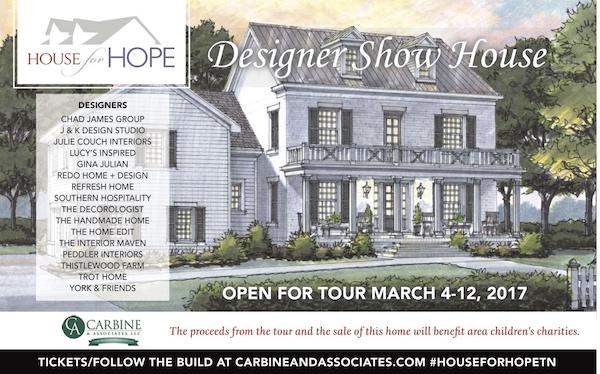 House For Hope Designer Show House