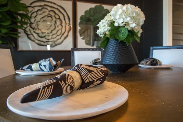 redo home & design dining room, House For Hope, photo by Sam Carbine