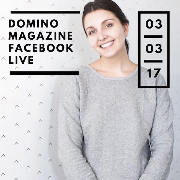 Alyssa-Clough-Domino-Facebook-Live