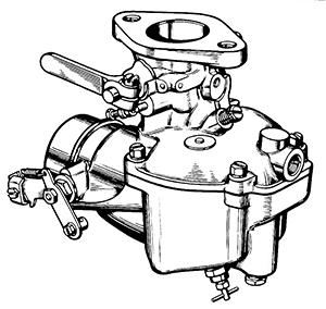 Zenith 12259 Carburetor Kit, FLoat and Manual
