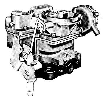 CK4661 Carter WGD Carburetor Repair Kit