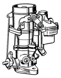 CK944 Carburetor Repair Kit for Zenith Model 28 and 228