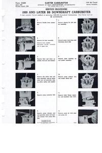 cm002 Carter BB Carburetor Manual
