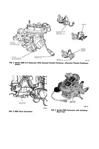 Service Manuals Index by Carburetor Manufacturer and Model