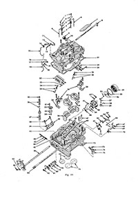 CK426 carburetor kit for Carter AFB