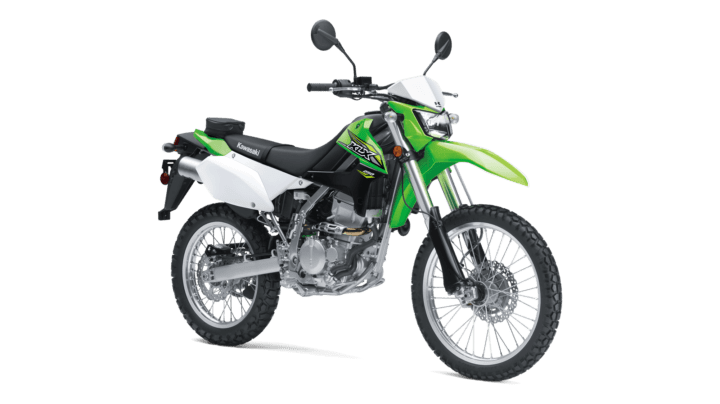 2018 Kawasaki KLX250 Likely to Launch in India at Auto