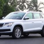 Skoda Kodiaq Petrol Engine Expected By 2020 Kodiaq Rs On The Cards Too
