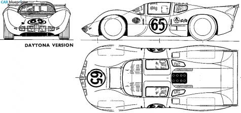 Dodge Charger Blueprints Chevrolet Chevelle Blueprint