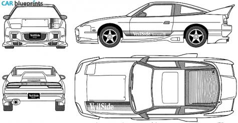180sx Silvia S14 S15 Interior Nobuteru Taniguchi 39s Nissan
